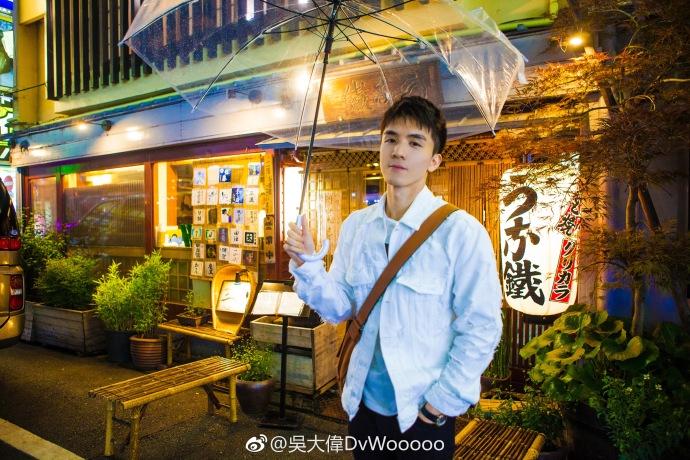 Wu Da Wei @吳大偉DvWooooo - Weibo fans 6.7M
